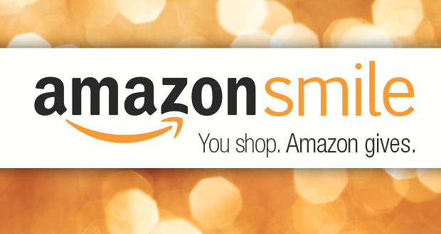 Shop on Amazon Smile and support The PEACE Fund